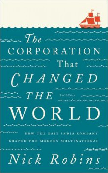 The Corporation That Changed the World av Nick Robins (Innbundet)
