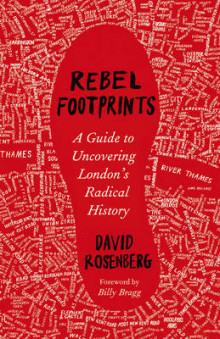 Rebel Footprints av David Rosenberg (Innbundet)