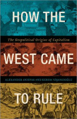 Omslag - How the West Came to Rule