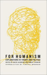 Omslag - For Humanism