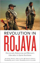 Omslag - Revolution in Rojava