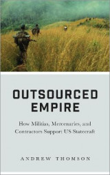 Omslag - Outsourced Empire