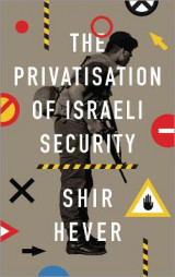 Omslag - The Privatization of Israeli Security