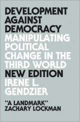 Omslag - Development Against Democracy - New Edition