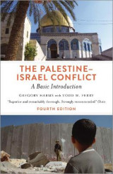 Omslag - The Palestine-Israel Conflict - Fourth Edition