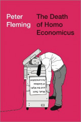 Omslag - The Death of Homo Economicus