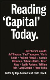Omslag - Reading 'Capital' Today