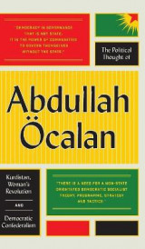 Omslag - The Political Thought of Abdullah Ocalan