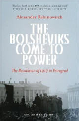 Omslag - The Bolsheviks Come to Power