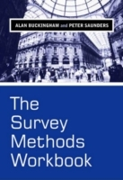 The Survey Methods Workbook av Alan Buckingham og Peter Saunders (Heftet)