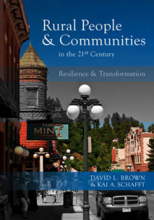 Rural People and Communities in the 21st Century av David L. Brown og Kai A. Schafft (Heftet)