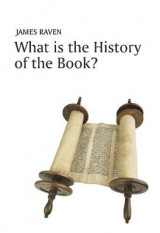Omslag - What is the History of the Book?
