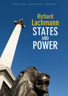 States and Power av Richard Lachmann (Innbundet)