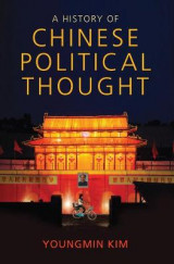 Omslag - A History of Chinese Political Thought