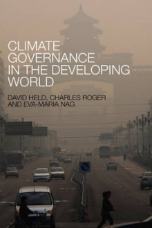 Climate Governance in the Developing World av David Held, Eva-Maria Nag og Charles Roger (Innbundet)