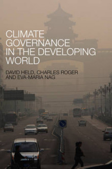 Climate Governance in the Developing World av David Held, Eva-Maria Nag og Charles Roger (Heftet)