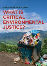 Omslag - What is Critical Environmental Justice?