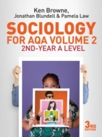 Sociology for AQA Volume 2 av Jonathan Blundell, Ken Browne og Pamela Law (Heftet)