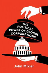 Omslag - The Political Power of Global Corporations