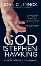 God and Stephen Hawking av John C. Lennox (Heftet)
