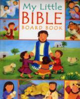 My Little Bible Board Book av Melanie Mitchell (Innbundet)