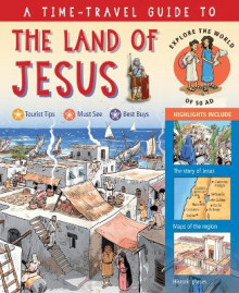 A Time-Travel Guide to the Land of Jesus av Peter Martin (Innbundet)