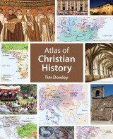 Omslag - The Atlas of Christian History