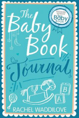 Omslag - The Baby Book Journal