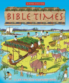 Look Inside Bible Times av Lois Rock (Innbundet)