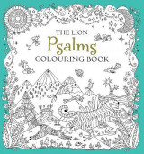 Omslag - The Lion Psalms Colouring Book