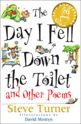 Omslag - The Day I Fell Down the Toilet and Other Poems