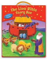 Omslag - The Lion Bible Story Box