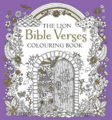 Omslag - The Lion Bible Verses Colouring Book