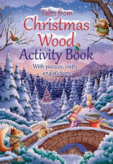 Omslag - Tales from Christmas Wood Activity Book