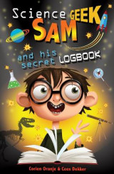 Omslag - Science Geek Sam and his Secret Logbook