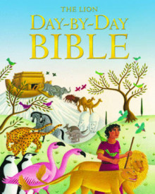 The Lion Day-by-Day Bible av Mary Joslin (Innbundet)