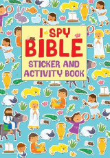 Omslag - I Spy Bible Sticker and Activity Book