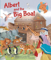 Albert and The Big Boat av Richard Littledale (Innbundet)