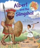 Omslag - Albert and the Slingshot