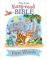 Omslag - The Lion Easy-read Bible First Words