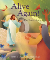 Omslag - Alive Again! The Easter Story