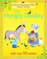 Omslag - The Hungry Donkey
