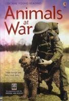 Animals at War av Isabel George og Rob Lloyd Jones (Innbundet)