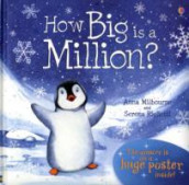 How Big is a Million? av Anna Milbourne (Innbundet)