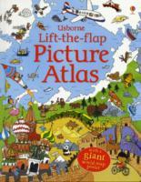 Lift the Flap Picture Atlas av Alex Frith (Innbundet)