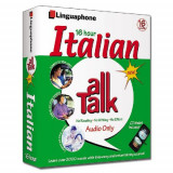 Omslag - Linguaphone All Talk Italian: 16 Hour Course