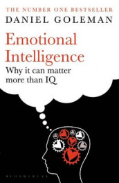Emotional Intelligence av Daniel Goleman (Heftet)