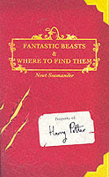 Fantastic beasts and where to find them av J.K. Rowling (Heftet)