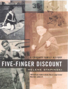 Five Finger Discount av Helene Stapinski (Heftet)