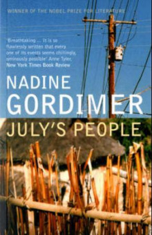 July's people av Nadine Gordimer (Heftet)